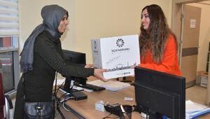 Kocasinan Belediyesi, 2 yılda bin 955 çölyak paketi dağıttı
