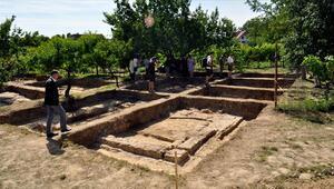 Kanuni Sultan Süleymanın Macaristandaki türbesi alanındaki kazı çalışmaları tamamlandı