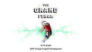 Antalyada Futgolf Grand Final Turnuvası heyecanı