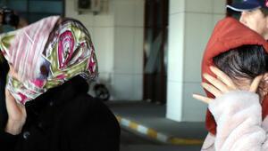 Edirnede Yunanistana kaçmaya çalışan FETÖ şüphelileri yakalandı