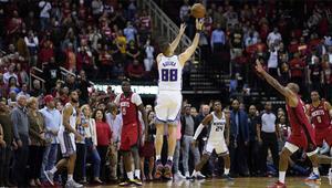 NBAde gecenin sonuçları | Bjelicadan son saniye üçlüğü