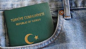 Yeşil pasaporta vize mi geldi