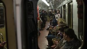 Rusyada metro istasyonlarındaki tuvaletlere kamera takıldı