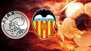 Ajax Valencia Şampiyonlar Ligi maçı ne zaman saat kaçta, hangi kanalda