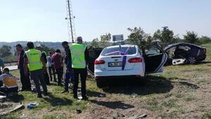 4 kişinin ölümüne neden olan gelin aracı sürücüsüne 5 yıl hapis