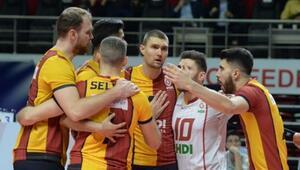 Galatasaray HDI Sigorta, Burhan Felekte Konuk Dukla Liberec...