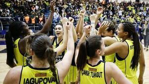 Fenerbahçe Öznur Kablonun konuğu LDLC ASVEL Feminin