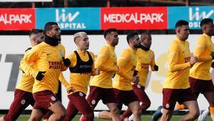 Galatasarayın PSG kadrosunda sürpriz isimler
