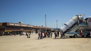 Yenişehir Uluslararası Havalimanı, Kasım ayında 22 bin yolcu ağırladı