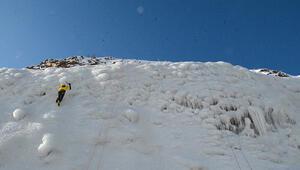 Evereste oksijen tüpsüz tırmanan ilk Türk olmak istiyor