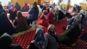 Sivasta anne ve kızları camide buluşuyor projesi
