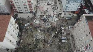 Kartalda 21 kişinin öldüğü Yeşilyurt Apartmanı davasına devam edildi