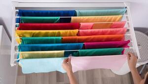 Uzmanlar uyarıyor: Sakın evin içinde çamaşır kurutmayın