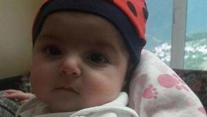 Melis bebek yaşam mücadelesini kaybetti