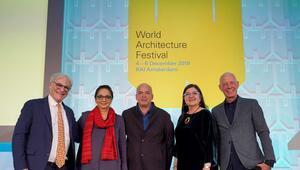 Tabanlıoğlu Mimarlık WAF 2019'da büyük ödülü aldı
