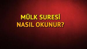 MÜLK SURESİ OKU VE DİNLE - Tebareke Suresi Türkçe ve Arapça Okunuşu, anlamı, fazileti, tefsiri (Diyanet Meali)