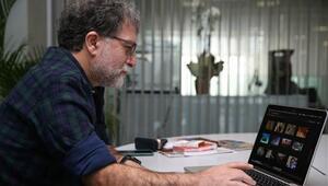 Ahmet Hakan, AAnın Yılın Fotoğrafları oylamasına katıldı