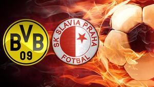 Dortmund Slavia Prag Şampiyonlar Ligi maçı ne zaman saat kaçta, hangi kanaldan canlı yayınlanacak