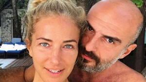 Burcu Esmersoyun evliliğini sahte hesap bitirmiş