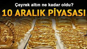 Altın fiyatları kapanışta ne kadar oldu
