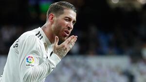 Ramos isyan etti Messi ve Ronaldo...