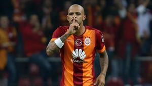Felipe Melo: Fenerbahçe maçlarında şov yaptım