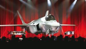 Türk F-35'lerini ABD satın alacak