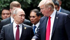 Beyaz Saraydan flaş açıklama: Trump, Putini uyardı