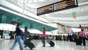 Esenboğa 11 ayda 12.7 milyon yolcuyu ağırladı