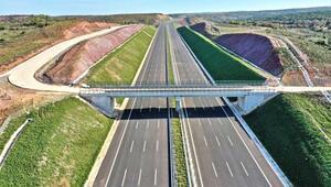 Kuzey Marmara Otoyolunun yüzde 85i tamamlandı