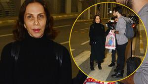Sertab Ereneri sokak ortasında çıldırtan olay