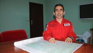 AKUT Başkanı Şalcı: Dağcılar kaybolduklarında uzmanlardan yardım beklesinler