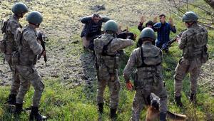 Hudut Kartalları, 100 bin üzerinde kaçak göçmen yakaladı