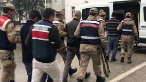Diyarbakırın 6 ilçesinde terör operasyonu: 17 gözaltı