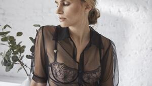 Minik, Gizemli, Zarif İç Giyim Mücevheri: Layla Bralery