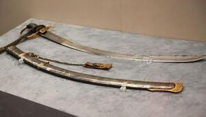 Sultan II. Abdülhamid'e ait şahsi eşyalar müzede ilk kez sergileniyor