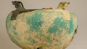 Dünyadaki dört Urartu kazanından biri Urartunun başkentinde sergilenecek