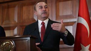 Bakan Çavuşoğlundan Türkiye-Libya Muhtırası açıklaması