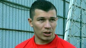 Çaykur Rizesporlu futbolcu Samudio: Kasımpaşa maçında 3 puanı almak istiyoruz