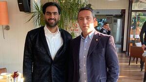 Ali Koç son taksidi İstanbulda aldı Al Ahli...