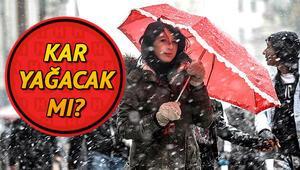 İstanbul ve Ankaraya ne zaman kar yağacak
