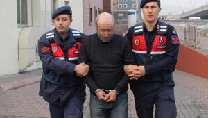 Kayseri'de hırsızlık yapan 2 zanlıdan 1'i tutuklandı