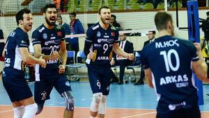 Dinamo Bükreş 0-3 Arkas Spor