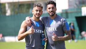 Trabzonsporda Ahmet Canbaz ameliyat edildi