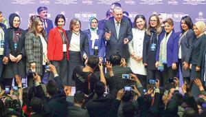 Erdoğan: Annelerin fendi  teröristleri yendi