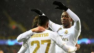 Club Brugge 1-3 Real Madrid