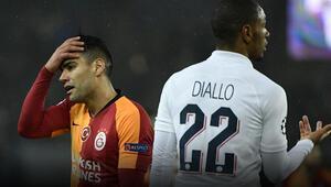 Galatasarayın Şampiyonlar Ligindeki en kötü hücum performansı