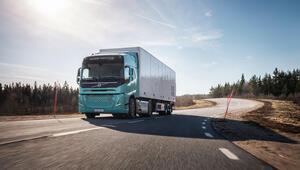 Volvo, elektrikli konsept kamyonlarını görücüye çıkardı