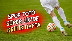 Süper Ligdede bu hafta hangi maçlar var Süper Lig 15. hafta maç programı