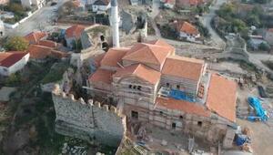Enez'in Ayasofyası 55 yıl sonra ibadete açılacak